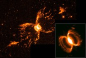 The well known Souther Crab nebula