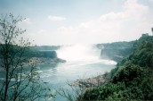 Niagara from far
